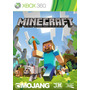 Minecraft - Juego Xbox 360 Box Original Ntsc