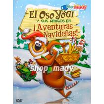 El Oso Yogi Y Sus Amigos En: ¡aventuras Navideñas! Dvd R 1,4