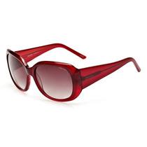 Óculos Triton Hpc098 - Feminino - Vermelho - 12x Sem Juros