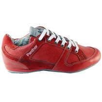 Zapa Casual Cuero Liso Panther (13512)
