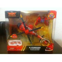 Aviones Blade Helicoptero Rojo Thinkway Habla (en Ingles)
