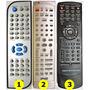 Control Remoto Dvd Eurocom Directo No Universal Sin Codigos