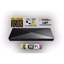 Blu-ray Player Sony Bdp-s3200 Full Hd Wi-fi Netflix (novo)
