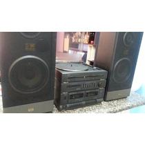 Aparelho De Som 3 X 1 Stereo Cce Ss-5880
