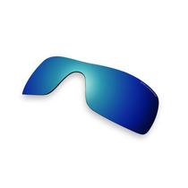 Repuestos De Lentes Para Gafas Oakley Batwolf Azul Polariza