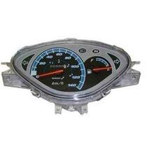 Painel Completo Honda Biz 125 Ks Es 2005 A 2008 Com Chicote