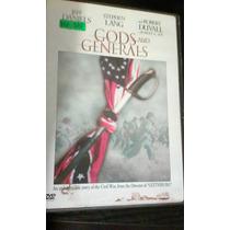 Dioses Y Generales Gods And Generals