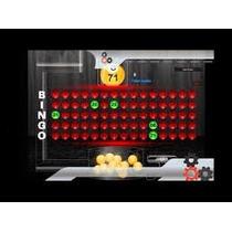 Bingo Boom Electronico Profesional