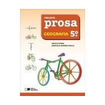 Livro Projeto Prosa - Geografia - 5º Ano