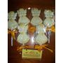 Paletas De Chocolate Angelitox10u-souvenircomunion Bautismo