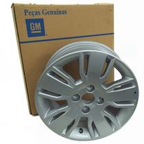 Roda De Liga C/ Calota Aro 15 Chevrolet Cobalt 2012a16 - Gm