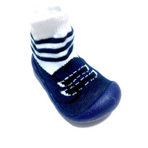 Meia Com Sola Baby Comfort Masculino Kimimo - Clique+