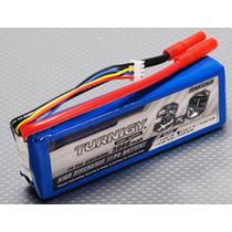 Bateria Pila Lipo 3000mah 11.1v 3s 20c Turnigy Dji