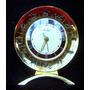 Reloj Despertador Aleman Arctos 4 Rubies Art Deco Zodiaco