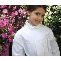 Guardapolvo Escolar Tableado Nena Sarmiento Talle: 9