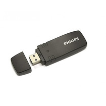 Adaptador Wireless Usb Wifi (pc E Tv Philips) Grande Alcance
