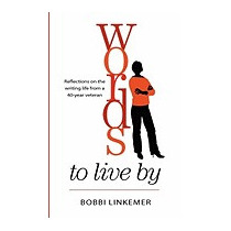 Libro Words To Live By: Reflections On The Writing, Bobbi Li