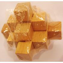 Juegos De Ingenio De Madera Souvenir Cubo Da Vinci 5cm