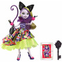 Ever After High Hija De Alta Gatito Kitty Cheshire 2015