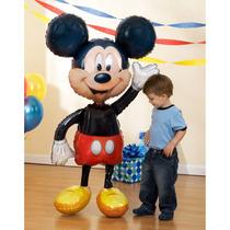 Globo Metalizado Gigante Mickey Mouse 132 Cm