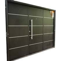 Porton Oblak Garage Levadizo Automático 1783 Premium Grafito