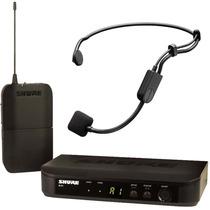Micrófono Inalambrico De Diadema Shure Blx14/pga31