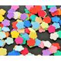 Mini Aplicaciones Formas Flores Goma Eva Mas 200 Uds
