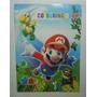 Libros Para Colorear Mario Bross, Thomas Y + Para Cotillón.