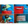 Libro Juego Didactico De Tela Niños Quiet Book Personalizado