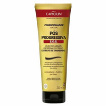 Condicionador Capicilin Pós Progressiva 240ml