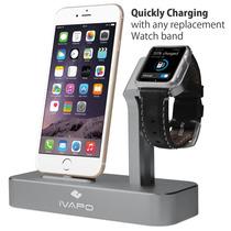 Base Apple 2x1 Apple Watch 38mm/42mm Iphone 6s + Loja Xlog
