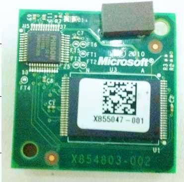 Xbox 360 Slim 4gb Modulo 4gb Memoria Int...