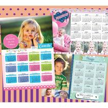 21 Fotoimanes Souvenirs /calendario Personalizados! 10x14cm