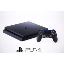 Playstation 4 Ps4 Slim 500 Gb Cuh2015a + Garantia + Lacrado