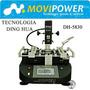 Maquina Reballing Dh-5830 +perfiles+estenciles+soldadur+flux