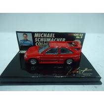 Ford Escort Cosworth Michael Schumacher 1/64 Minichamps