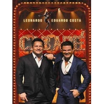 Dvd Cabaré Leonardo E Eduardo Costa (original E Lacrado)