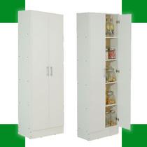 Despensero Mueble Cocina Organizador Alacena 1,80 2 Puertas