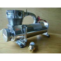 Compressor 12v Para Suspensão A Ar
