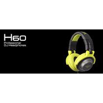 Headphone Voxoa H60 Profissional Nao É Pioneer,v-moda