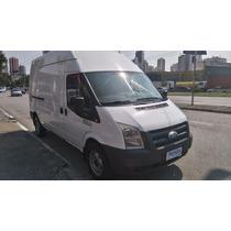 Ford Transit 350l Furgão Longa Ano 2010 R$ 47.000,00 Financ