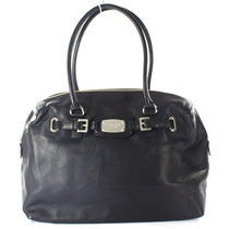 Bolsa Michael Kors Original Hamilton Weekender Bag - Black