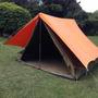 Carpa Camping 4-6 Personas Marca Piragua