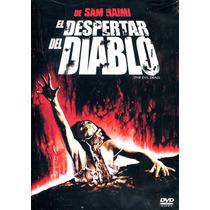 Dvd Despertar Del Diablo ( Evil Dead ) 1981 - Sam Raimi