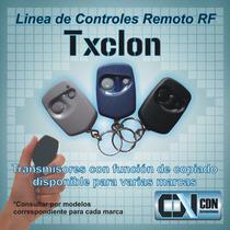 Control Remoto Copiador Ppa, Seg, Rossi, Aviatel, Rcg, Etc.