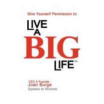 Libro Give Yourself Permission To Live A Big, Joan Marie Bur