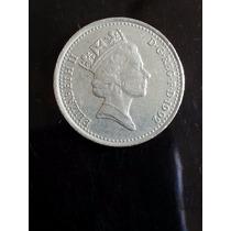 Moeda Inglaterra/1992 - 10 Pence