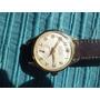 Reloj De Mujer Dupont Enchapado En Oro.
