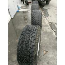 Rines 5 Birlos Ford Y Dodge Con Llanta 35x12.5