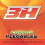 Gazebo 3h Carpa Plegable 3x4,5 Aluminio Con Paredes + Funda